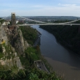 Avon Gorge and Clifton Suspension Bridge